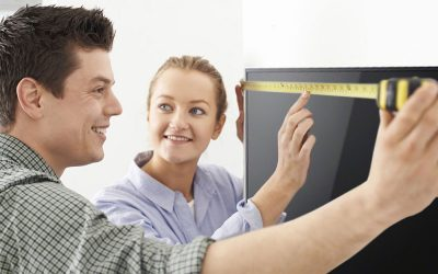 How to measure a TV