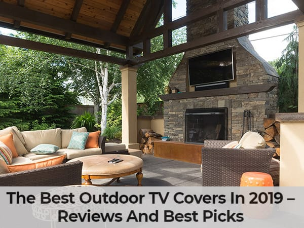 cover for outdoors tv