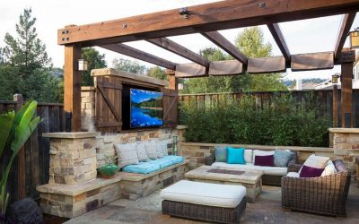 How to Maintain an Outdoor TV