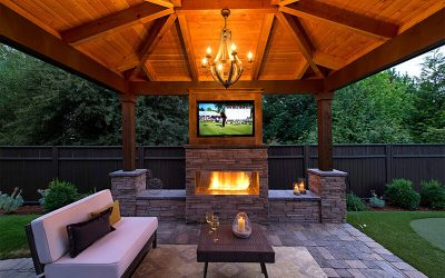 5 Reasons to buy an Outdoor TV Cover for your TV