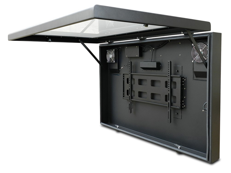 television case